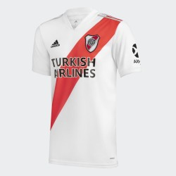 2021 River Plate Home Jersey