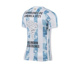 2021 Argentina Home Jersey...
