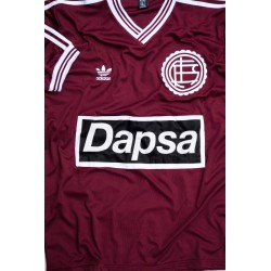 1992 Lanús Home Soccer...