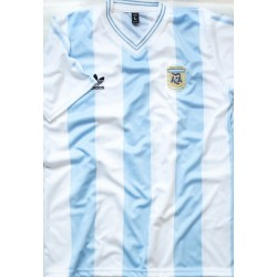 1990 Italy WC Argentina Home Jersey