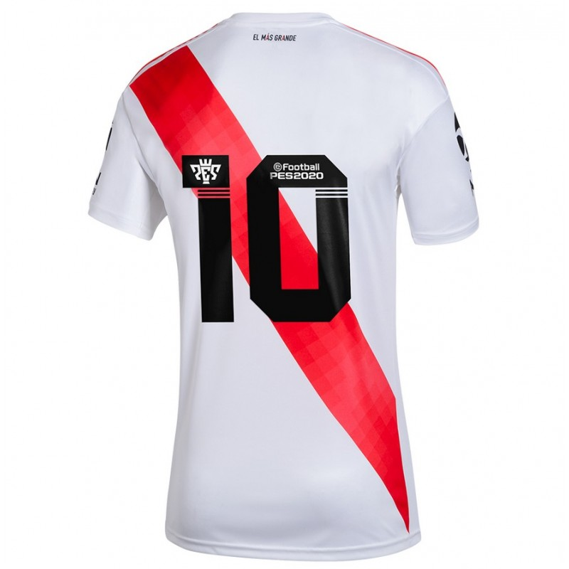 2020 River Plate Custom Home Jersey Size Xl