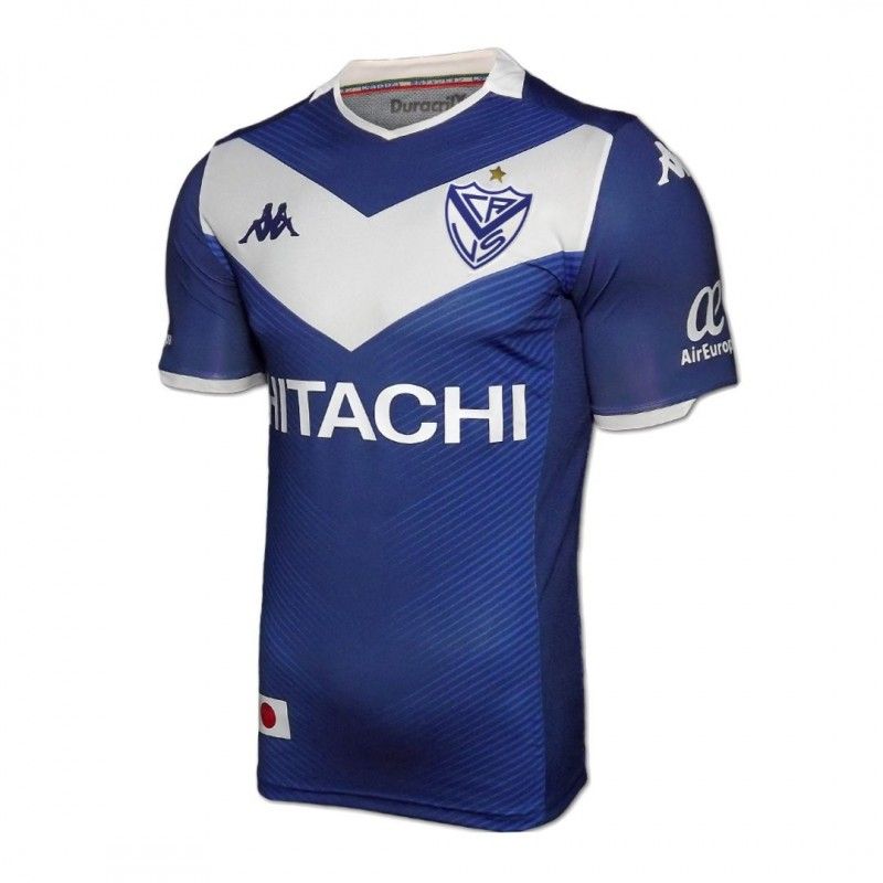 2020 Vélez Sarsfield Away Jersey Size S